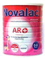 Novalac AR 1 + 800g à VALENCE