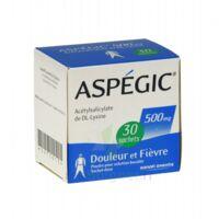 ASPEGIC 500 mg, poudre pour solution buvable en sachet-dose 30 à VALENCE