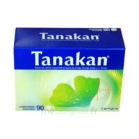 TANAKAN 40 mg, comprimé enrobé PVC/alu/90 à VALENCE