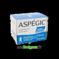 ASPEGIC 500 mg, poudre pour solution buvable en sachet-dose 20 à VALENCE