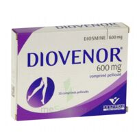 DIOVENOR 600 mg, comprimé pelliculé à VALENCE