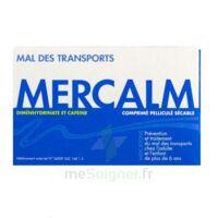 MERCALM, comprimé pelliculé sécable à VALENCE