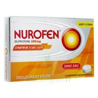 NUROFEN 200 mg, comprimé orodispersible à VALENCE
