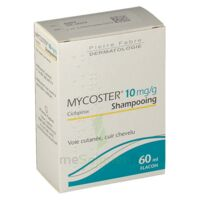 MYCOSTER 10 mg/g, shampooing à VALENCE
