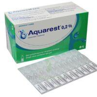 AQUAREST 0,2 %, gel opthalmique en récipient unidose à VALENCE