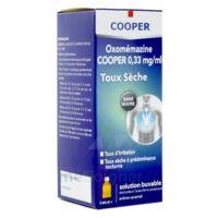 OXOMEMAZINE H3 SANTE 0,33 mg/ml SANS SUCRE, solution buvable édulcorée à l'acésulfame potassique à VALENCE