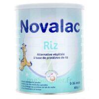 Novalac Riz Lait en poudre 800g à VALENCE