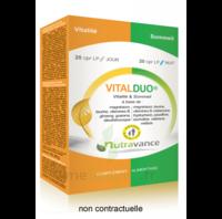 Nutravance Vitalduo 20+20 comprimés à VALENCE