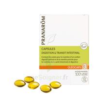 PRANAROM OLEOCAPS 3 Caps digestion & transit intestinal à VALENCE