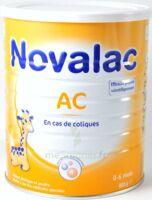 Novalac AC 1 Lait en poudre 800g à VALENCE