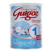 Guigoz Optipro 1 Lait En Poudre B/800g à VALENCE