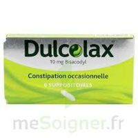 DULCOLAX 10 mg, suppositoire à VALENCE