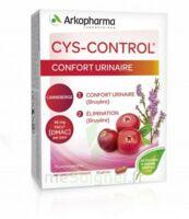 Cys-control 36mg Gélules B/20 à VALENCE