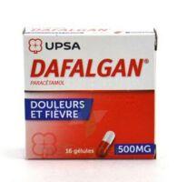 DAFALGAN 500 mg Gélules 2plq/8 (16) à VALENCE