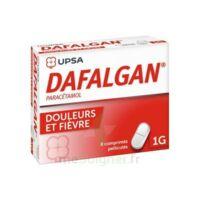 DAFALGAN 1000 mg Comprimés pelliculés Plq/8 à VALENCE