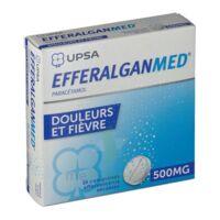 EFFERALGANMED 500 mg, comprimé effervescent sécable à VALENCE