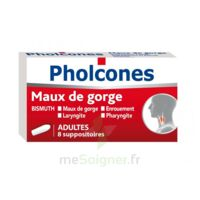 Pholcones Bismuth Adultes, Suppositoire à VALENCE