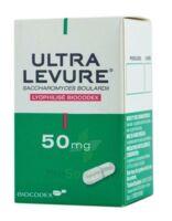 ULTRA-LEVURE 50 mg Gélules Fl/50 à VALENCE