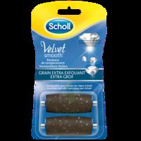 Scholl Velvet Smooth Rouleaux De Remplacement  Grain Extra Exfoliant à VALENCE