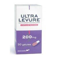 ULTRA-LEVURE 200 mg Gélules Fl/30 à VALENCE