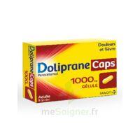 Dolipranecaps 1000 Mg Gélules Plq/8 à VALENCE