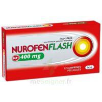 NUROFENFLASH 400 mg Comprimés pelliculés Plq/12 à VALENCE