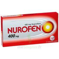 NUROFEN 400 mg Comprimés enrobés Plq/12 à VALENCE