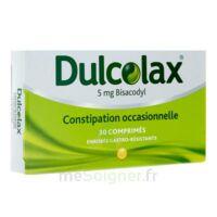 DULCOLAX 5 mg Comprimés enrobés gastro-résistants Plq/30 à VALENCE