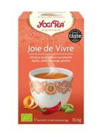 Yogi Tea Joie De Vivre à VALENCE