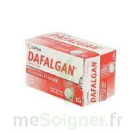 DAFALGAN 1000 mg Comprimés effervescents B/8 à VALENCE