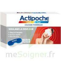 ACTIPOCHE Masque thermique yeux et tempes B/1 à VALENCE