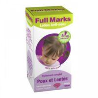 Full Marks Lotion antipoux et lentes 100ml+peigne à VALENCE