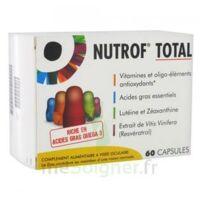 Nutrof Total Caps visée oculaire B/60 à VALENCE