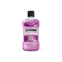 Listerine Total Care Bain bouche 250ml à VALENCE