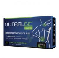 Nutralgic Muscle Comprimés décontractant musculaire B/14 à VALENCE
