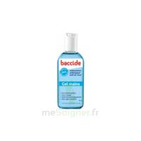 Baccide Gel mains désinfectant sans rinçage 75ml à VALENCE