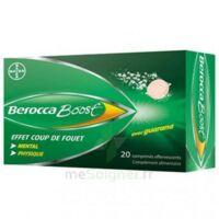 Beroccaboost Comprimés effervescents B/20 à VALENCE