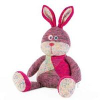 Soframar Bouillotte peluche micro-ondable Lapin Warmies à VALENCE