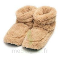 Soframar Cozy Bouillotte Grain De Millet Micro-ondable Boots Camel à VALENCE