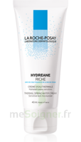 Hydreane Riche Crème hydratante peau sèche à très sèche 40ml à VALENCE