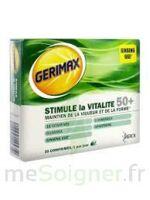 Gerimax Stimule la Vitalité 50+ Comprimé B/30 à VALENCE