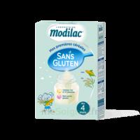 Modilac Céréales Farine Sans gluten à partir de 4 mois B/300g à VALENCE