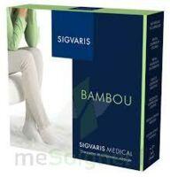 Sigvaris Bambou 2 Chaussette femme écume N médium à VALENCE