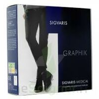 Sigvaris Graphik 2 Chaussette Homme Ardoise N Médium à VALENCE