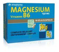Arkovital Magnésium Vitamine B6 Gélules B/120 à VALENCE