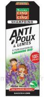Cinq sur Cinq Natura Shampooing anti-poux lentes lavande 100ml à VALENCE