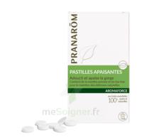 Aromaforce Pastille apaisante gorge bio B/21 à VALENCE