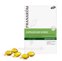 Aromaforce Caps nez gorge B/30 à VALENCE
