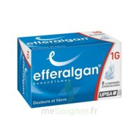 EFFERALGANMED 1 g Cpr eff T/8 à VALENCE