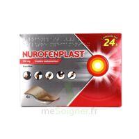 NUROFENPLAST 200 mg Emplâtre médic 4Sach à VALENCE